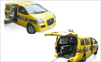 Wheelchair Accessible Call Taxis